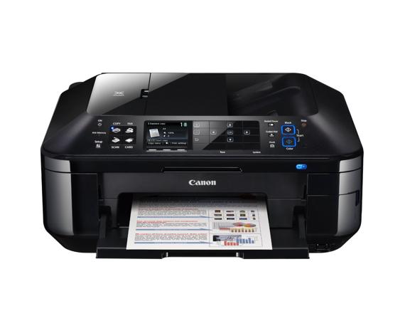 Canon Pixma MX882 Wireless Office All-In-One Printer
