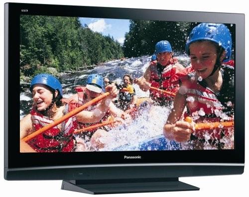 Panasonic Viera TH-50PZ80U 50-Inch 1080p Plasma HDTV