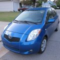 2007 Toyota Yaris for $10,500